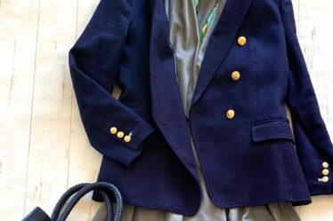 普段着で作る卒園式コーデ