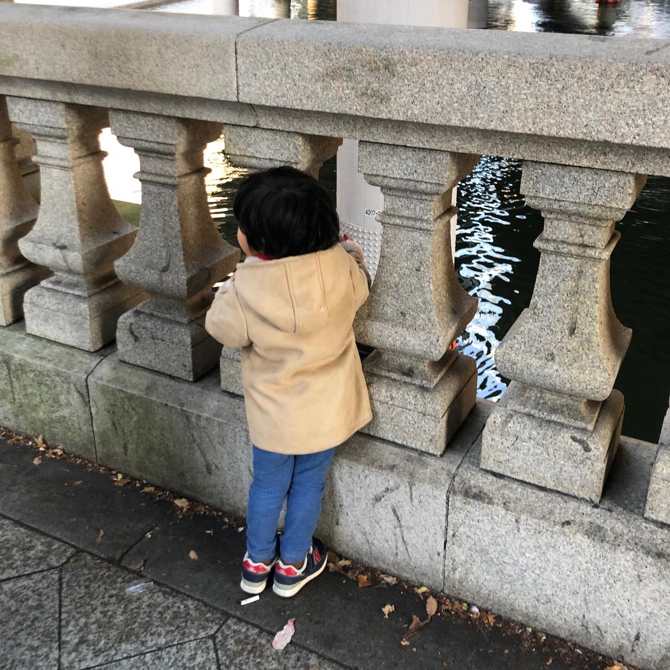 子連れ日本橋ランチ